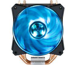 COOLER MASTER MasterAir MA410P 120mm CPU Cooler - RGB LED