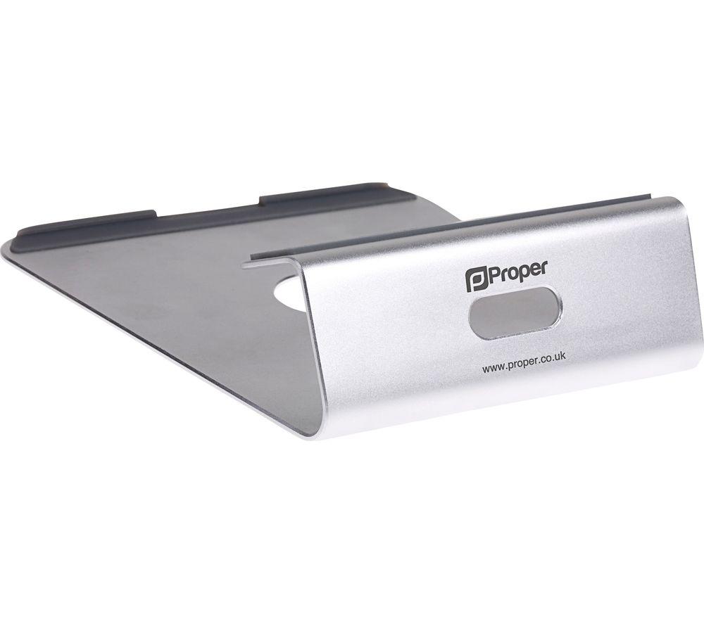 PROPER Deluxe Aluminium Laptop Stand