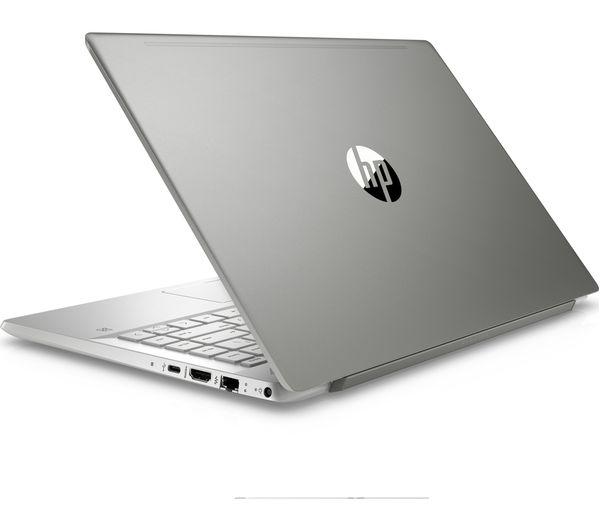 "Image of HP Pavilion 14"" Intel® Pentium® Gold Laptop - 128 GB SSD, Silver"