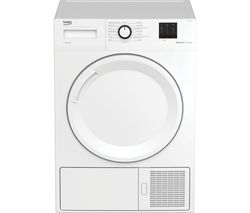 BEKO Pro DTBP10001W 10 kg Heat Pump Tumble Dryer - White