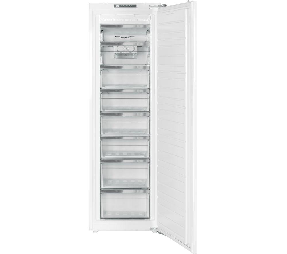 SHARP SJ-S1197E00X-EN Integrated Tall Freezer