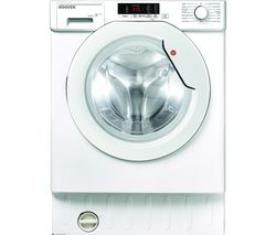 HOOVER HBWM 814S-80 Integrated 8 kg 1400 Spin Washing Machine Best Price, Cheapest Prices