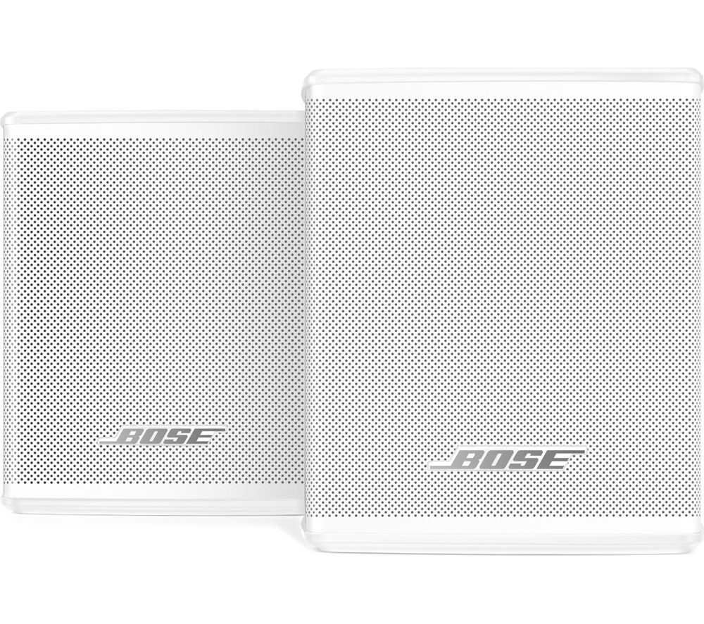 BOSE Surround Speakers - White, White