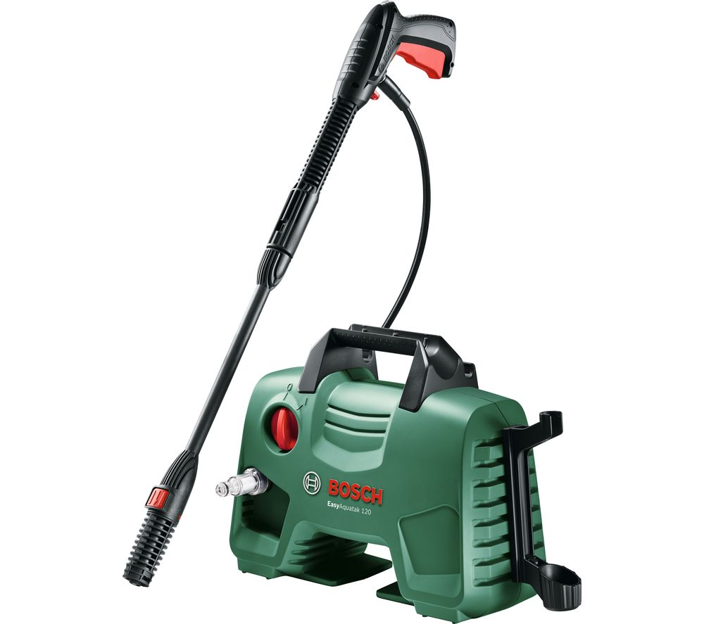 Image of BOSCH EasyAquatak 120 Pressure Washer - 120 bar