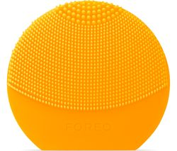 FOREO LUNA Play Plus Facial Cleansing Brush - Sunflower Yellow