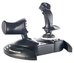 THRUSTMASTER T.Flight Hotas Joystick & Throttle - Black