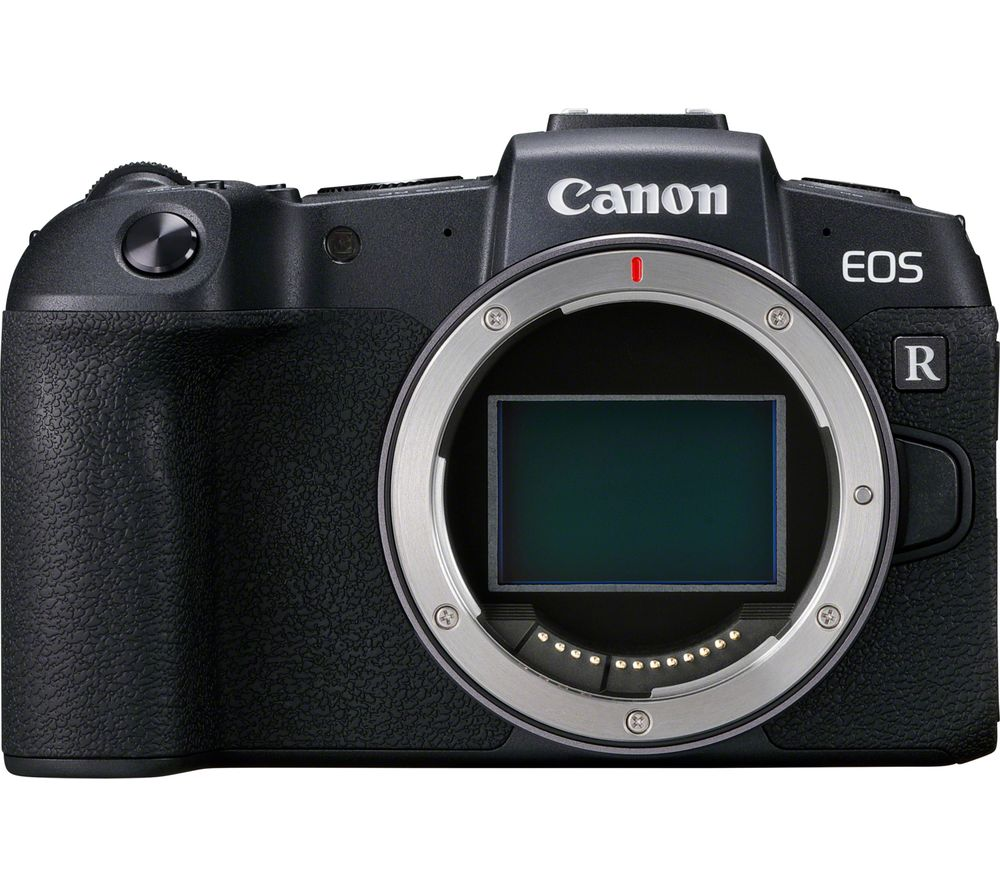 CANON EOS RP Mirrorless Camera - Black, Body Only