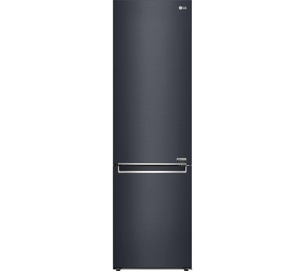 LG GBB92MCBKP Smart 70/30 Fridge Freezer - Black