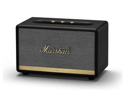 MARSHALL Acton II Wireless Speaker with Google Assistant - Black