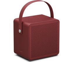 Rålis Portable Bluetooth Speaker - Red