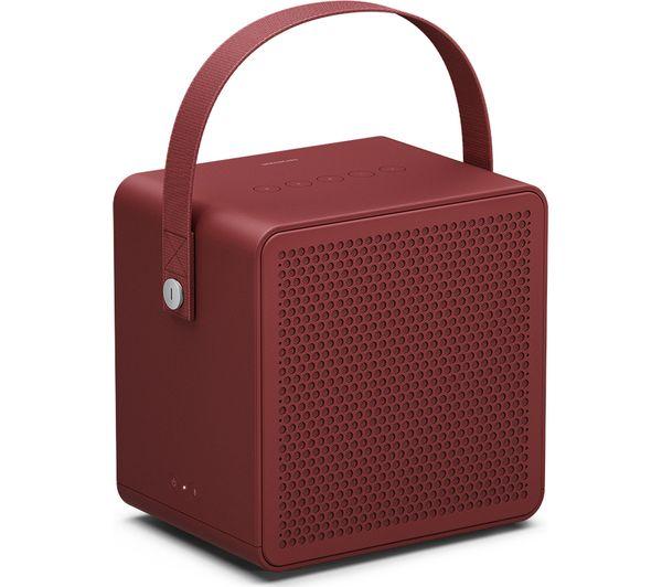Image of URBANEARS Rålis Portable Bluetooth Speaker - Red