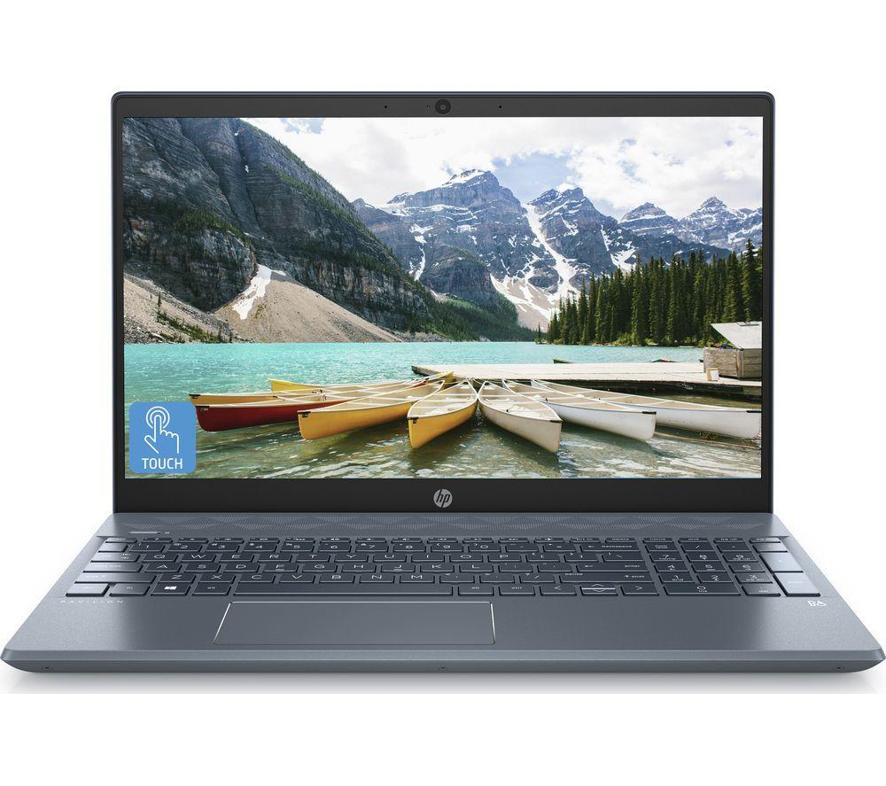 "HP Pavilion 15-cw1511 15.6"" Laptop - AMD Ryzen 3, 256 GB SSD, Blue"
