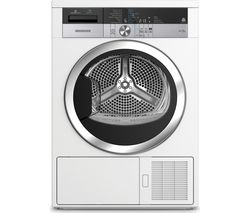 GRUNDIG GTN38250TGCW 8 kg Heat Pump Tumble Dryer - White