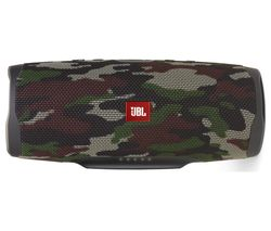 JBL Charge 4 Portable Bluetooth Speaker - Camouflage Green