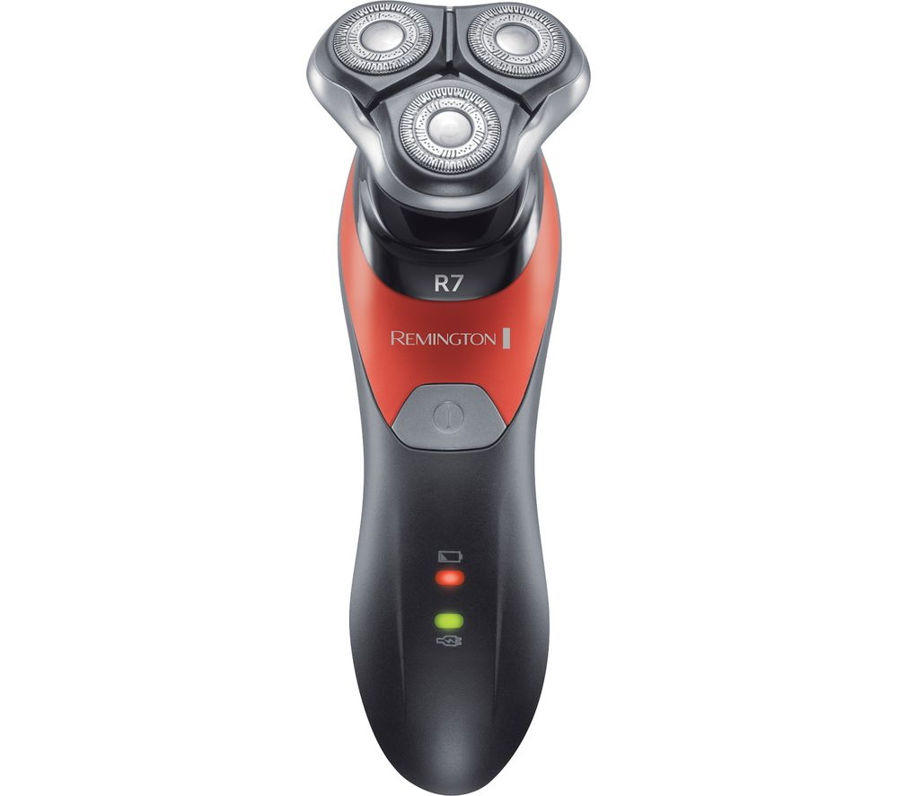 REMINGTON Ultimate Series R7 XR1530 Wet & Dry Rotary Shaver - Black & Red
