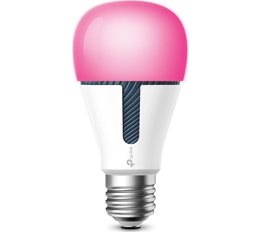 TP-LINK Kasa Multicolour KL130 Smart Light Bulb - E27