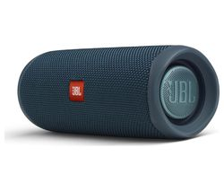 JBL Flip 5 Portable Bluetooth Speaker - Blue