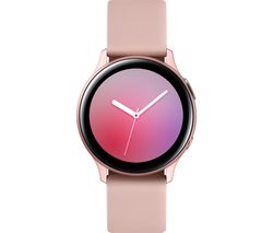 Galaxy Watch Active2 - Pink Gold, Aluminium, 40 mm