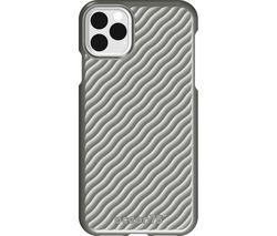 Ocean Wave iPhone 11 Pro Max Case - Dolphin Grey