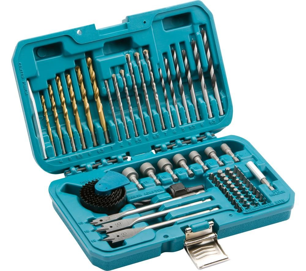 MAKITA P-90233 75-Piece Trade Accessory Set