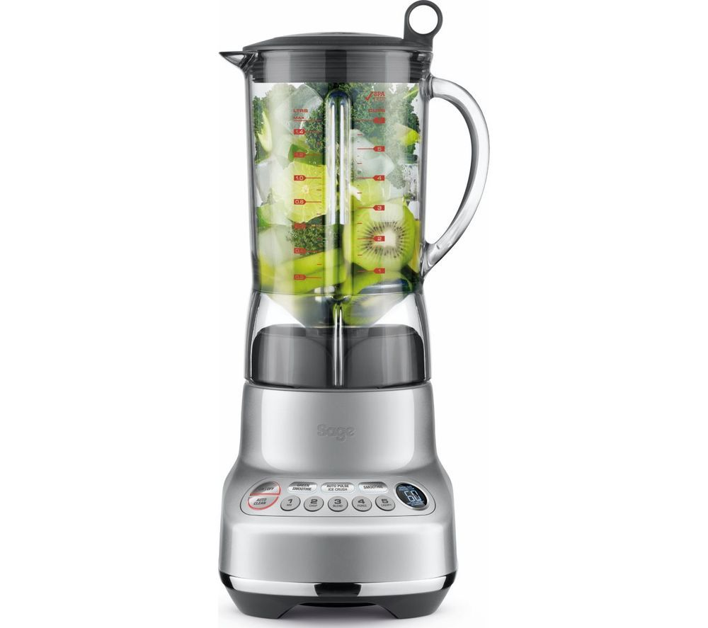 SAGE Fresh and Furious SBL620SIL Blender - Silver