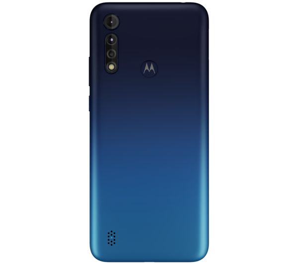 MOTOROLA Moto G8 Power Lite – 64 GB Mobile Smart Phone Royal Blue – Currys