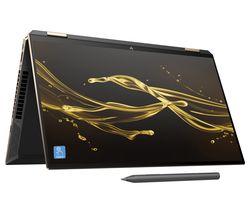 """Spectre x360 15.6"""" 2 in 1 Laptop - Intel® Core™ i7, 512 GB SSD, Black"""