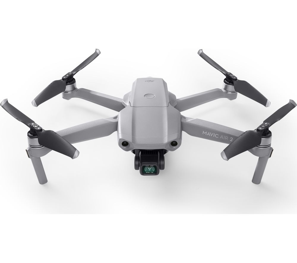 DJI Mavic Air 2 Drone Fly More Combo - Grey