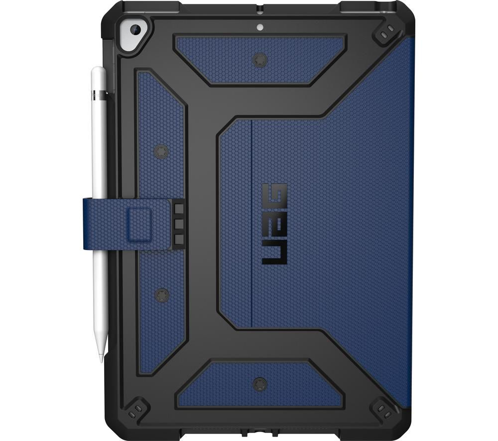 """UAG Metropolis 10.2"""" iPad Case - Cobalt"""