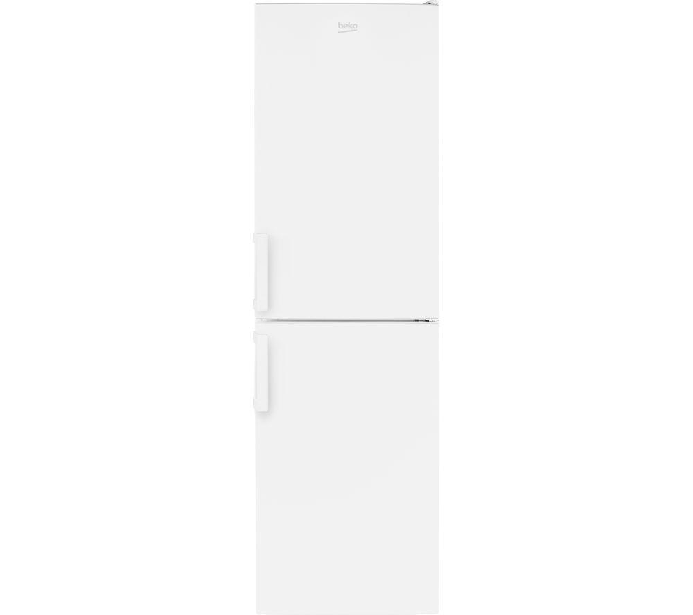 BEKO CXFP3582W 50/50 Fridge Freezer - White, White