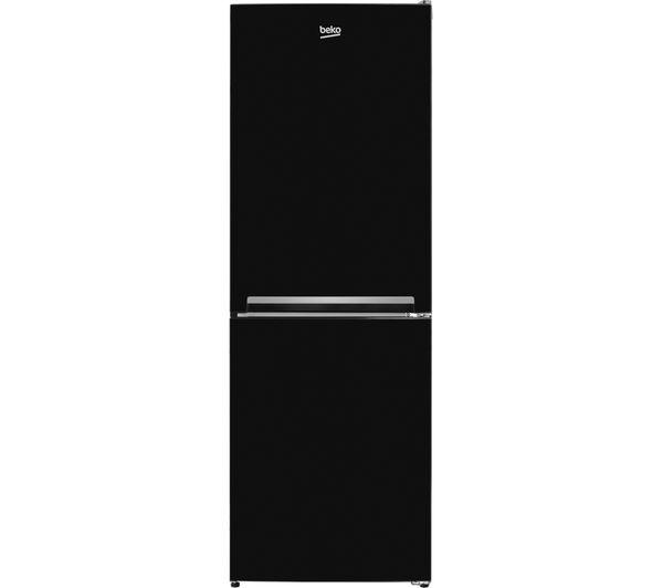 Image of BEKO CFG3552B 50/50 Fridge Freezer - Black