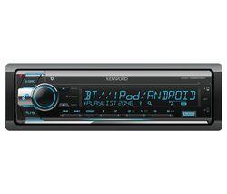 KDC X5200BT CD Car Receiver - Black