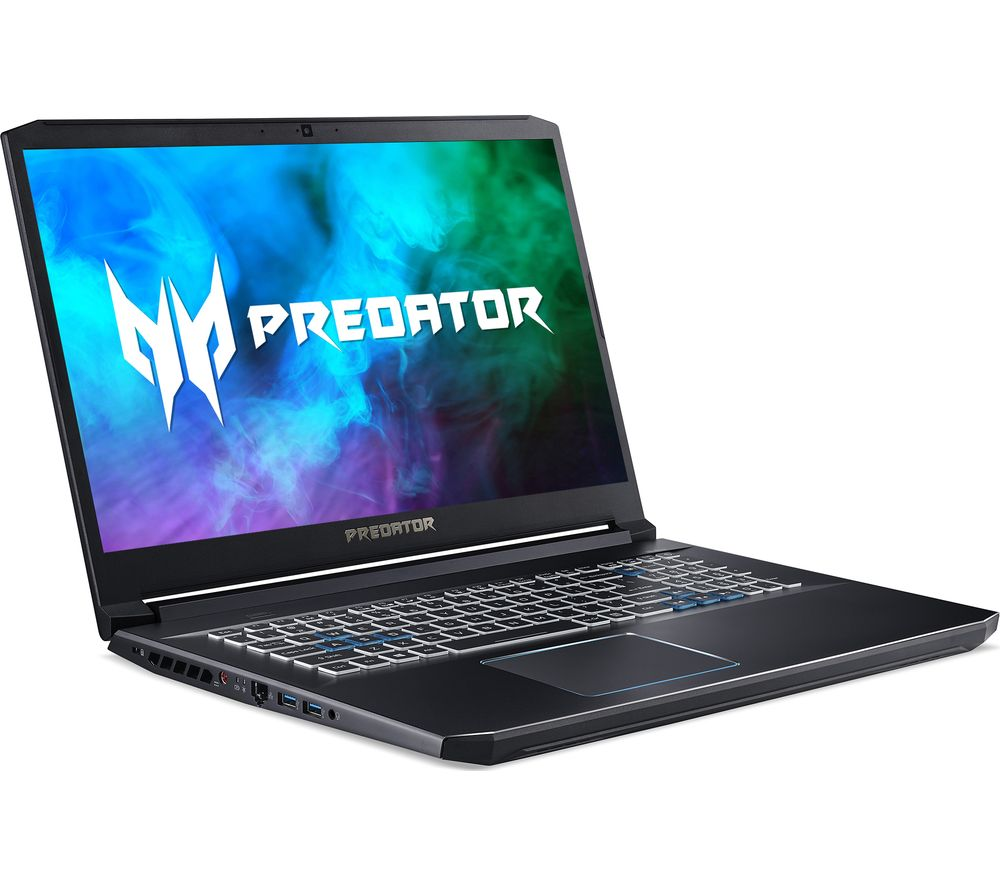 "Image of ACER Predator Helios 300 17.3"" Gaming Laptop - Intel®Core™ i7, RTX 2060, 1 TB HDD & 512 GB SSD"
