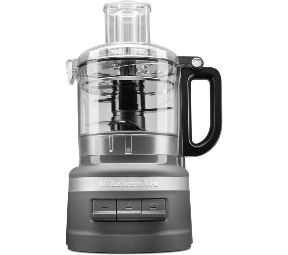 KITCHENAID 5KFP0719BDG Food Processor - Charcoal Grey, Charcoal