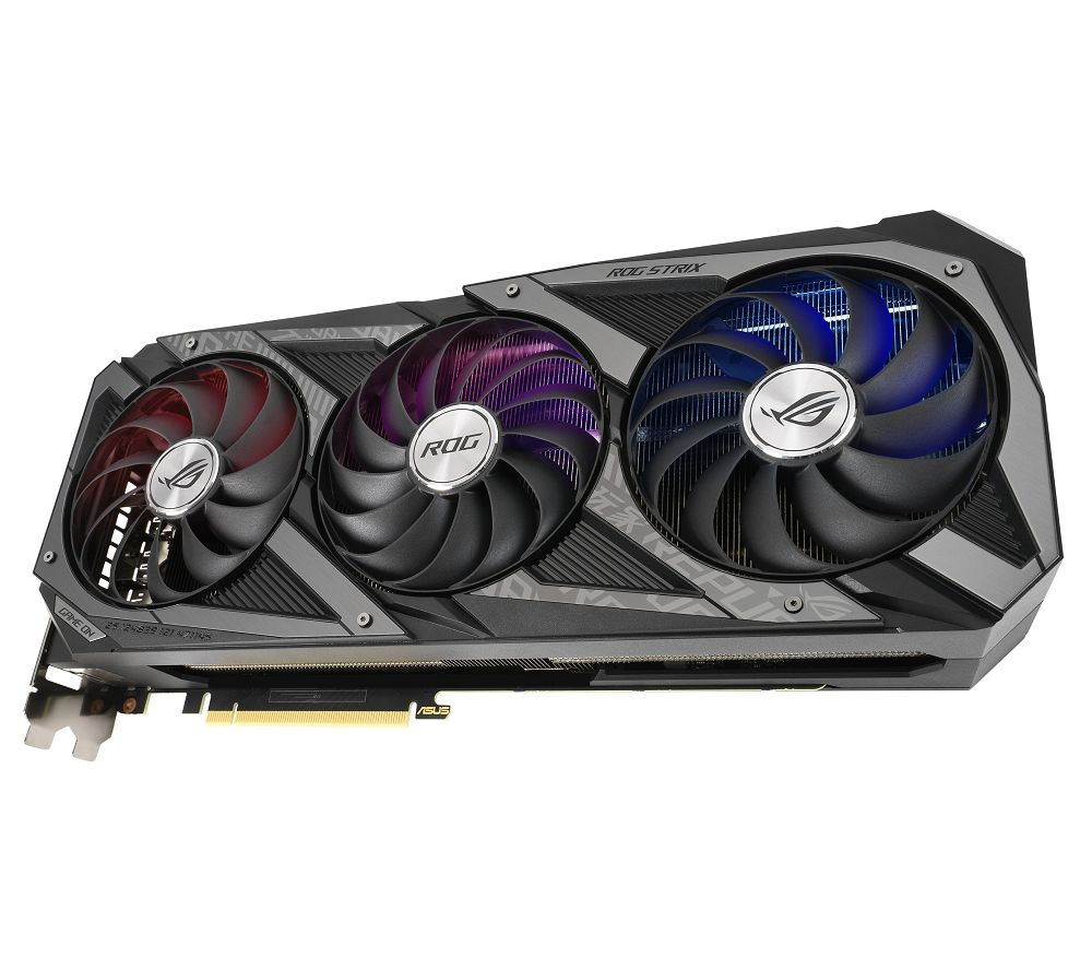 ASUS GeForce RTX 3080 10 GB ROG Strix GAMING OC Graphics Card
