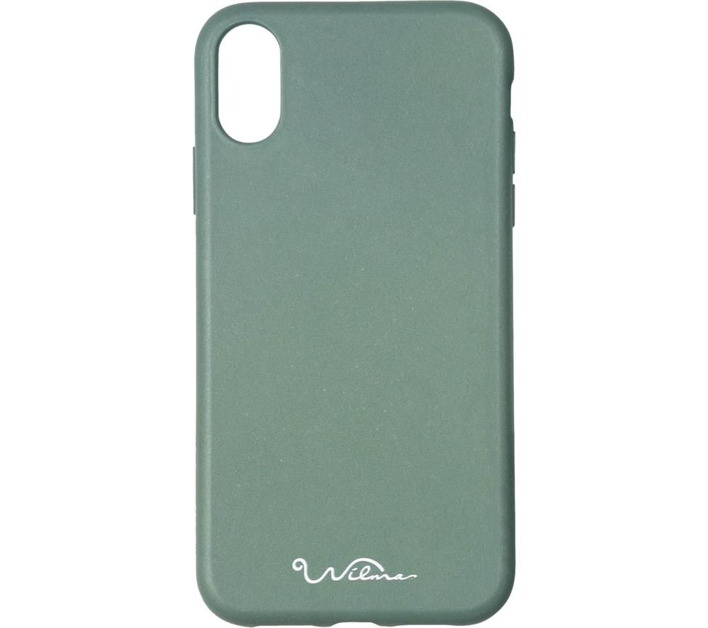 WILMA Essential Collection iPhone XR Case - Green