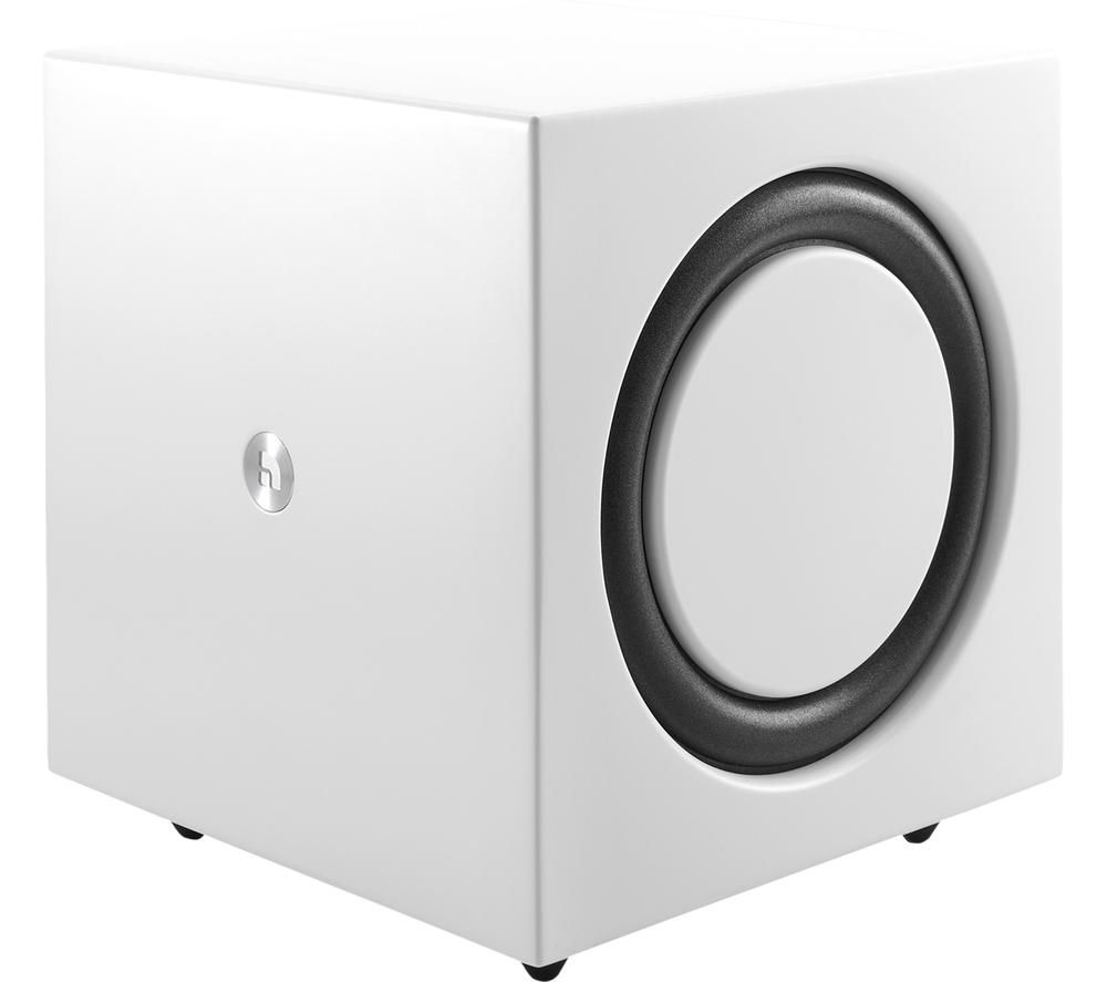 AUDIO PRO Addon C-SUB Wireless Multi-room Subwoofer - White, White