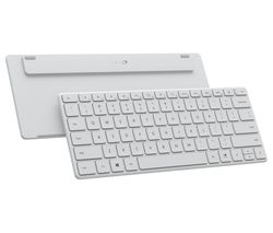 Designer Compact 21Y-00034 Wireless Keyboard - White