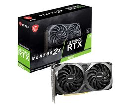 GeForce RTX 3060 12 GB VENTUS 2X Graphics Card