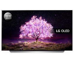 "OLED48C14LB 48"" Smart 4K Ultra HD HDR OLED TV with Google Assistant & Amazon Alexa"