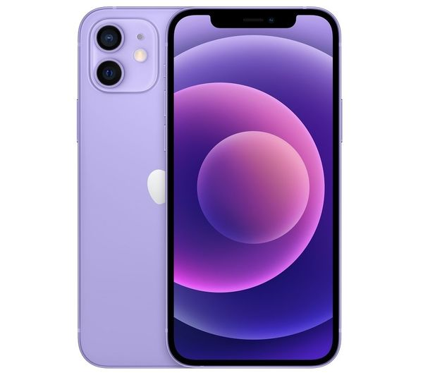 Apple iPhone 12 - 64 GB, Purple 2