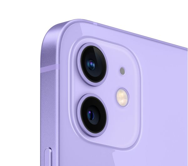Apple iPhone 12 - 64 GB, Purple 3