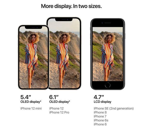Apple iPhone 12 - 64 GB, Purple 5