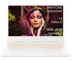 "ConceptD 3 14"" Laptop - Intel® Core™ i7, 512 GB SSD, White"