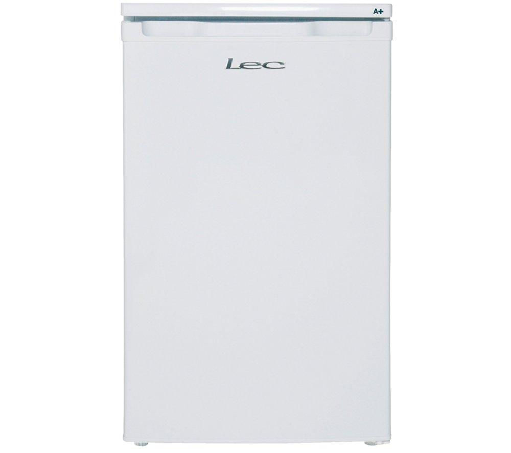 Compare prices for Lec R5010W Undercounter Fridge