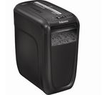 FELLOWES Powershred 60CS Cross Cut Paper Shredder