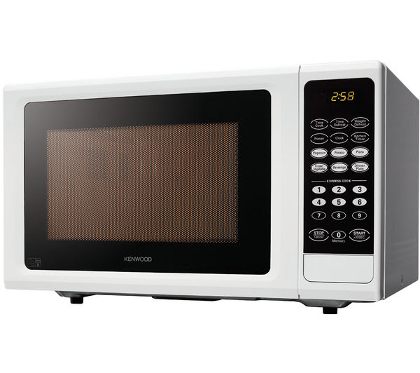 Can We Bake Cake In Solo Microwave Oven: Buy KENWOOD K25MW14 Solo Microwave - White