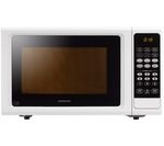 KENWOOD K25MW14 Solo Microwave - White