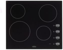 BELLING CH60RX Electric Ceramic Hob - Black