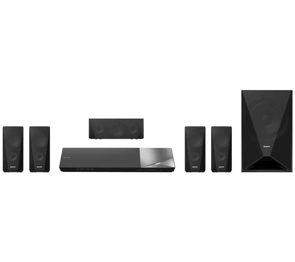 SONY BDV-N5200W 5.1 Smart 3D Blu-ray Home Cinema System